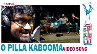 O Pilla Kabooma Song || Hushaaru Movie || Rahul Rama krishna || Sree Harsha Konuganti