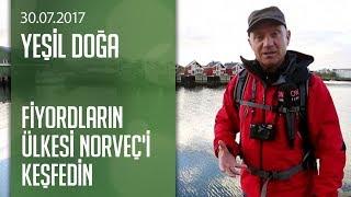 Fiyordların ülkesi Norveç'i keşfedin - Yeşil Doğa 30.07.2017 Pazar