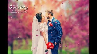 Romantic Wedding Photo Manipulation And Edit | Photoshop CC Tutorial