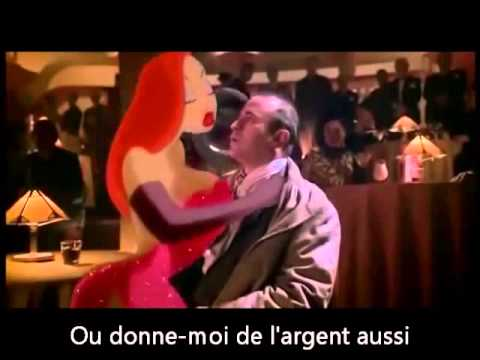 Why don't you do right  ? - Jessica Rabbit -  French Translation - Traduction Française