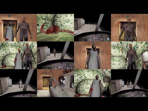 Granny Chapter Two V1.1.5 All 12 Escape Endings
