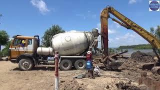 Cách đổ bê tông bá đạo/ concreting