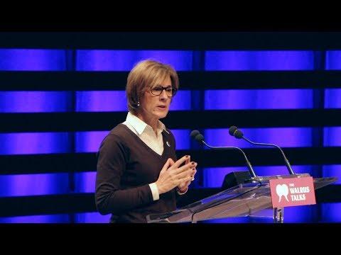 Data is not the end goal | Marina Glogovac #WalrusTalks
