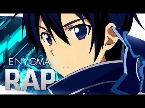 Rap do Kirito (Sword Art Online) | Enygma 35