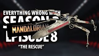 """Everything Wrong With The Mandalorian - """"The Rescue"""""""