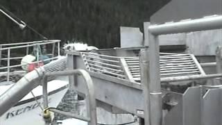 Fish Pump- SILKSTREAM 1015-Wild Salmon - Alaska, USA