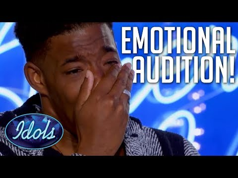EMOTIONAL Audition By Marcio Donaldson Singing Jealous On American Idol 2018 | Idols Global