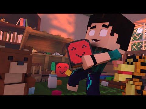 Minecraft: VIDA REAL - #64 OS BRINQUEDOS DO BEBE! - Comes Alive Mod