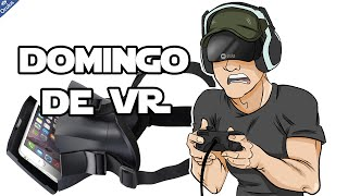 OCULUS BARATO | DESTEK 3D VR GLASSES | Domingo de Realidad Virtual Ep. 4