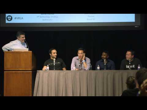 VRLA Summer Expo: Soliciting Venture Capital
