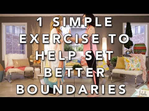 Group therapy activities for boundaries in dating