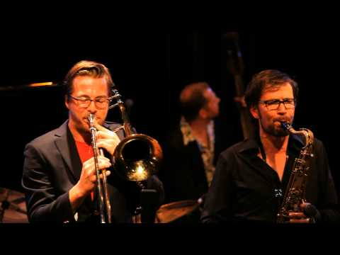 New Rotterdam Jazz Orchestra with Anton Goudsmit play Waterboarding (Louk Boudesteijn).