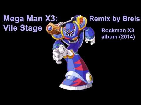 Breis - Mega Man X3: Vile (2014)