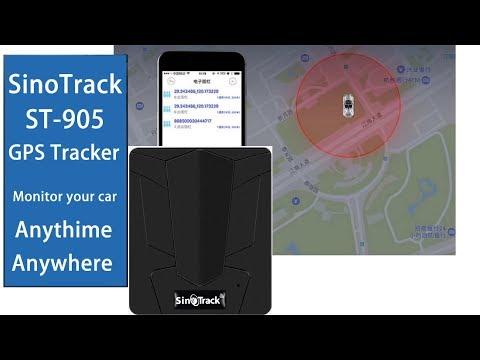 TK905 Waterproof GPS Tracker Vehicle Track Locator ST-905 Magnet Long Standby 60 Days 5000mAh