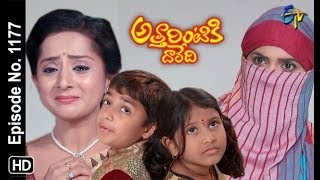 Attarintiki Daredi | 13th August 2018 | Full Episode No 1177 | ETV Telugu