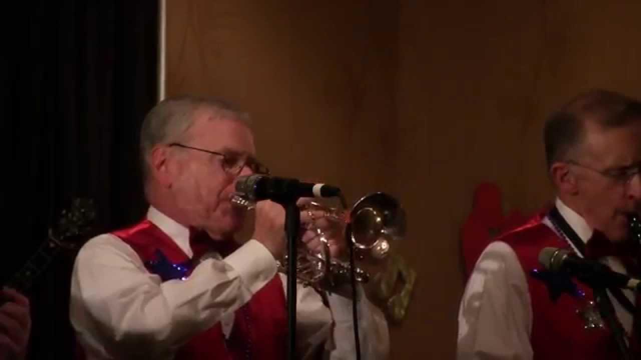 Dallas Blues Red Garter Jazz Band Suncoast Clic 2017