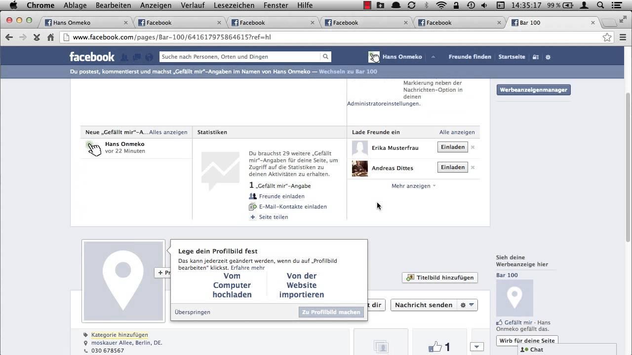 Facebook Wie Fordere Ich Freunde Auf Meine Seite Zu Liken Youtube