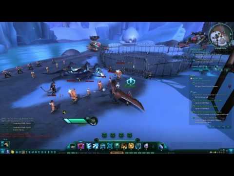 Wildstar Medic Gameplay Part 19 - Whitevale Walkthrough | STEAM F2P MMO