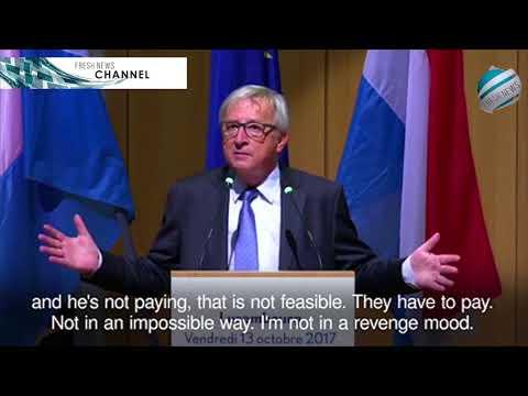 Juncker UK must pay Brexit bill | Breaking News!