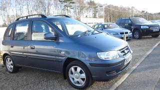 Hyundai Matrix 1.6 2005