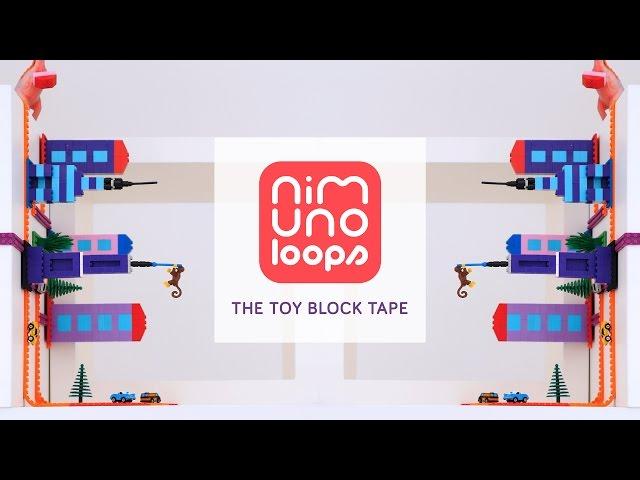 Flexible Lego Tape Is A Great Idea