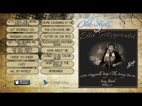 Ella Fitzgerald Sings The Irving Berlin Song Book (Album Completo Full)
