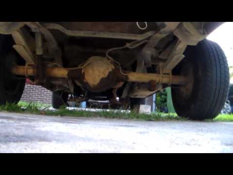 Diagnosing a misfiring chevy 350 part 1 - YouTube