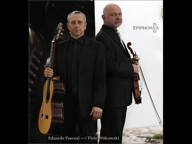 Belle, qui tienes ma vie_Thoinot ARBEAU (1519-1595) by EPIPHONUS DUO