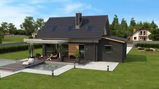 видео Проекты современных домов – лучшие цены на готовые проекты в России