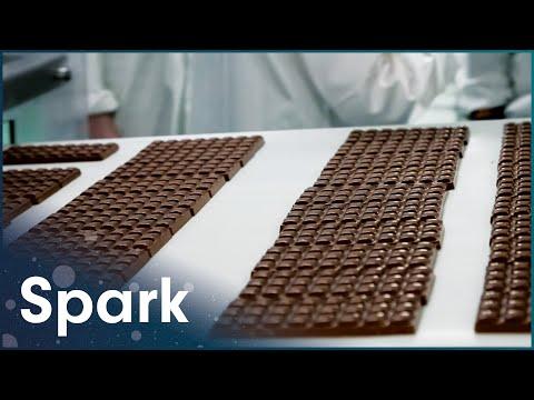 How Chocolate Is Made Inside Cadbury's Chocolate Factory | Chocolate Secrets Unwrapped | Spark