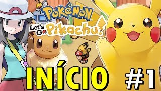 Pokémon Let's Go Pikachu GBA (Detonado - Parte 1) - O Início