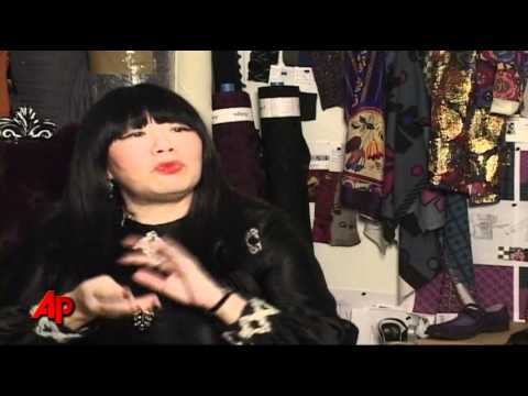 Designer Anna Sui Discusses Her New Collection