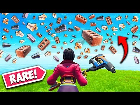 IT'S RAINING FREE MATERIALS!! - Fortnite Funny Fails and WTF Moments! #585
