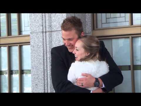 Russell & Becky's wedding video.