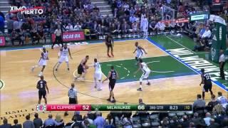 LA Clippers vs Milwaukee Bucks   Full Game Highlights   March 3, 2017   2016 17 NBA Season