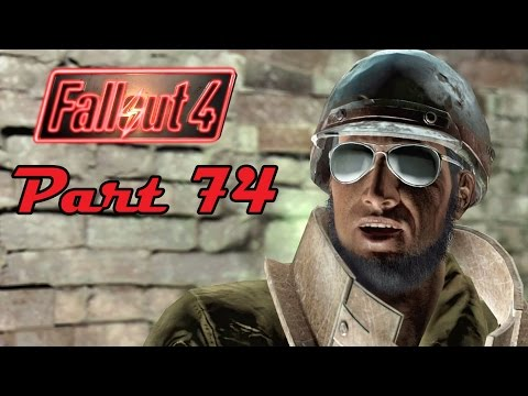 [74] Fallout 4 - How To Actually Find The Freedom Trail - Let's Play! Gameplay Walkthrough (PC)