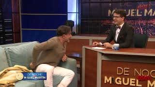 Entrevista Osvaldo Laport