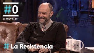 LA RESISTENCIA - Entrevista a Javier Cansado | #LaResistencia 13.06.2018