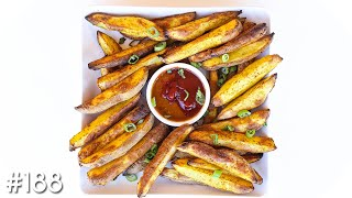 easy yam fries