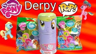 MLP My Little Pony Derpy Hooves Tin-Tastic Funko Pop Vinyl Blind Bags Figures Happy Cookieswirlc