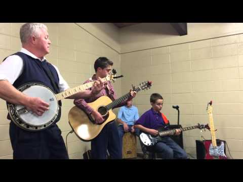 Wagon Wheel (Breece Boys Band)