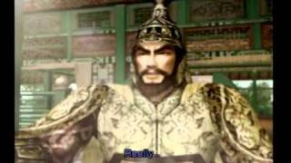 Dynasty Warriors 3 Xtreme Legends - All CG Cutscenes (Japanese Dub)