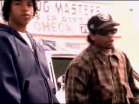 Eazy E - Real Compton City G's (uncensored) (Dr.Dre Diss) Video