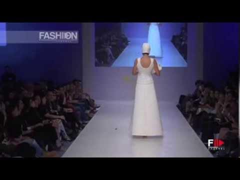 """""""CARMEN EMANUELA POPA"""" Fashion Show Spring Summer 2014 Athens by Fashion Channel"""