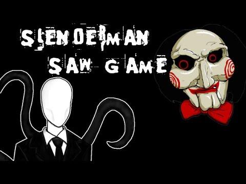 Slenderman Saw Game – [English Walkthrough]
