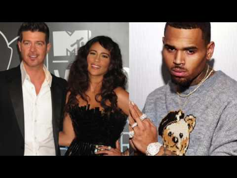 Paula Patton Says Robin Thicke Abused Her, Chris Brown Got Crucified For The Same Thing