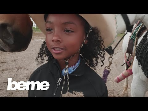 This cowgirl is changing the face of rodeo