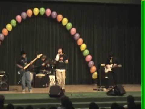 8th  Grade Talent Show 05 (Saosin - Seven Years)