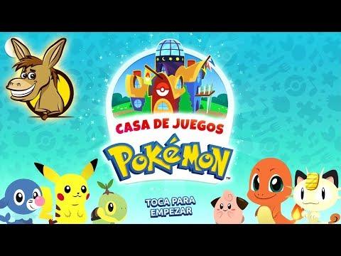 Download Youtube: Casa de juegos Pokémon App Gameplay [The Pokémon Company International]