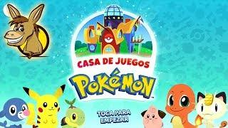 connectYoutube - Casa de juegos Pokémon App Gameplay [The Pokémon Company International]